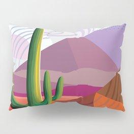 Thunderhead Builds in Arizona Desert Pillow Sham