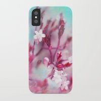 fairies iPhone & iPod Cases featuring PINK FAIRIES by INA FineArt