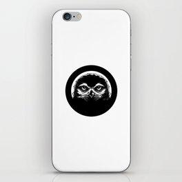meh.ro logo iPhone Skin