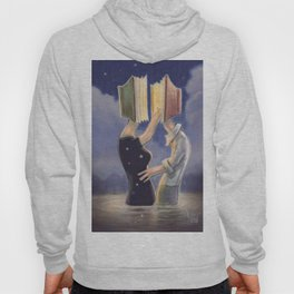 LOVE IS ALL YOU READ Hoody