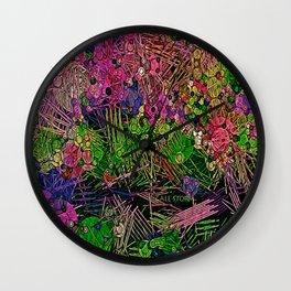 :: Paradise :: Wall Clock