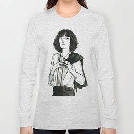 Patti Smith Long Sleeve T-shirt