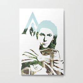 Kassandra Metal Print