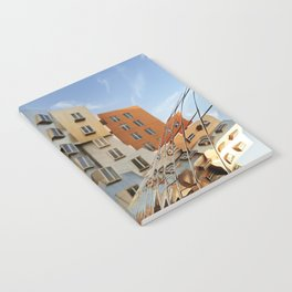 The Ray and Maria Stata Center Notebook