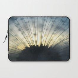 Dandelion & Sun II. Laptop Sleeve
