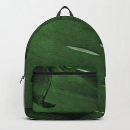 Banana Tree Leaves Backpack