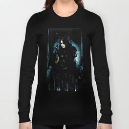 Queen of the damnation Long Sleeve T-shirt