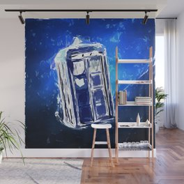 Time/Space Wall Mural