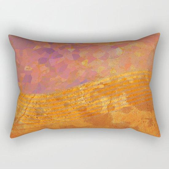 Light Wave Rectangular Pillow