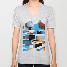 get cubed Unisex V-Neck