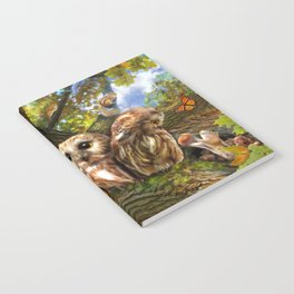 Out On a Limb Notebook