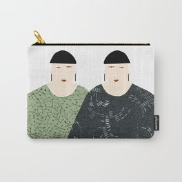 Double SaiKo Carry-All Pouch