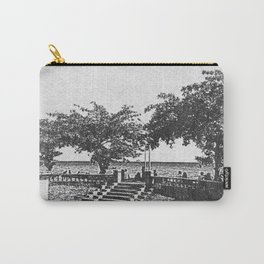 park drawing Carry-All Pouch