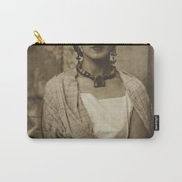 Frida Kahlo Vintage Carry-All Pouch