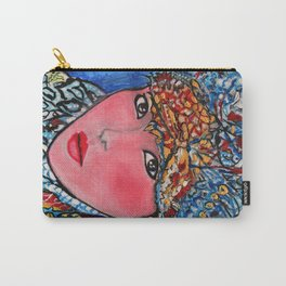 LUNA #society6 #decor #buyart My artwork is featured in MagCloud, Pink Panther Magazine, issue 25 Carry-All Pouch