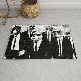 Reservoir Dogs Rug