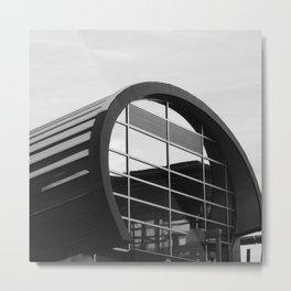 Metro Metal Print