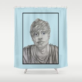 Lucas Shower Curtain