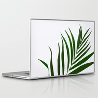 fern Laptop & iPad Skins featuring Fern by Tamsin Lucie