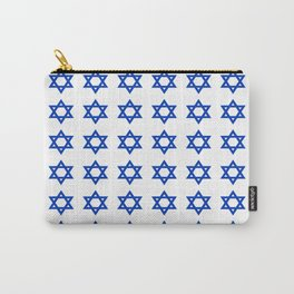 Star of David Carry-All Pouch