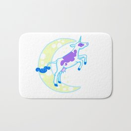 Majestic Moonicorn Bath Mat