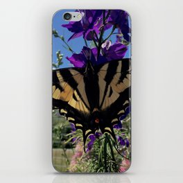 Swallowtail 2 iPhone Skin