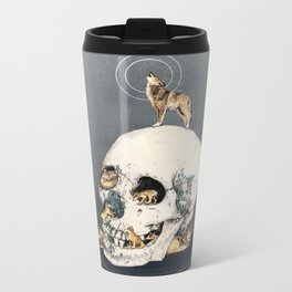 WOLFPACK Metal Travel Mug