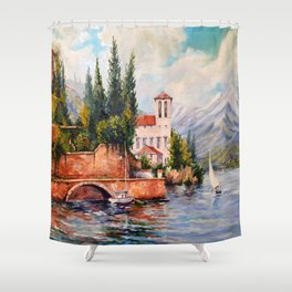 Gulf Shower Curtain