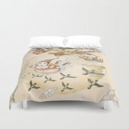 Dream of Flying Duvet Cover