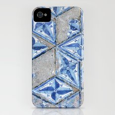 Tiling with pattern iPhone (4, 4s) Slim Case
