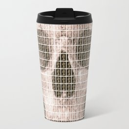 Skull - Black Travel Mug
