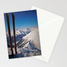 ski Stationery Cards