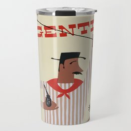 Vintage Argentina Poster Travel Mug