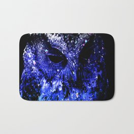 Starlight Owl Bath Mat