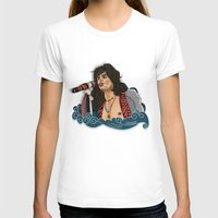 tyler spangler T-shirts featuring Steven Tyler by Matheus Lopes