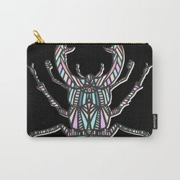 Beetle Night Carry-All Pouch