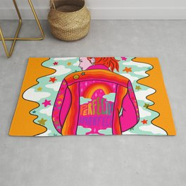 Perfectly Imperfect Rug