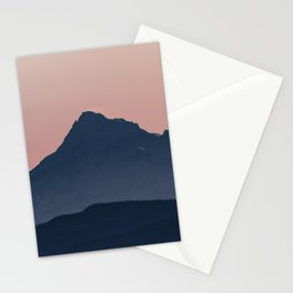 Mountain Adventure Times Stationery Cards