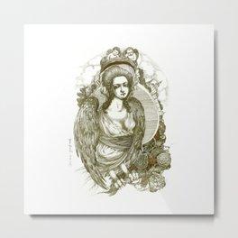 Sirin Metal Print