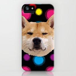 Hachiko Dog iPhone Case