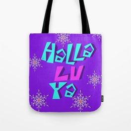 Halla lu ya Tote Bag