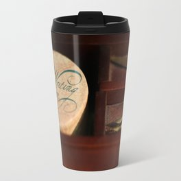 The Writing Desk 1 Travel Mug