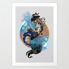 MerPirate Art Print