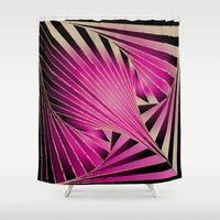 cocktail Shower Curtains featuring Cocktail  by HK Chik
