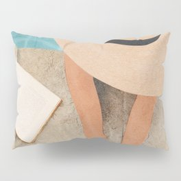 On the edge of the Pool II Pillow Sham