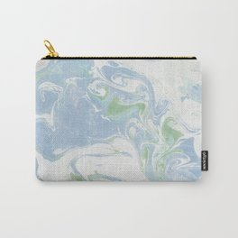 Marble ink textures art Carry-All Pouch