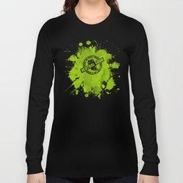 Neutral Good RPG Game Alignment Long Sleeve T-shirt