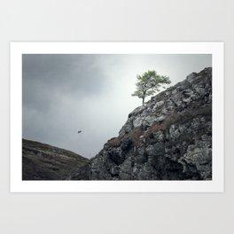 Ascension by Cat Burton Art Print