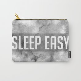 Sleep Easy Marble Mantra Carry-All Pouch