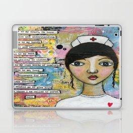 Nurse Laptop & iPad Skin